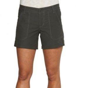 "Kuhl Kendra Hiking Shorts Size 4 Gray EUC 5.5"" In"